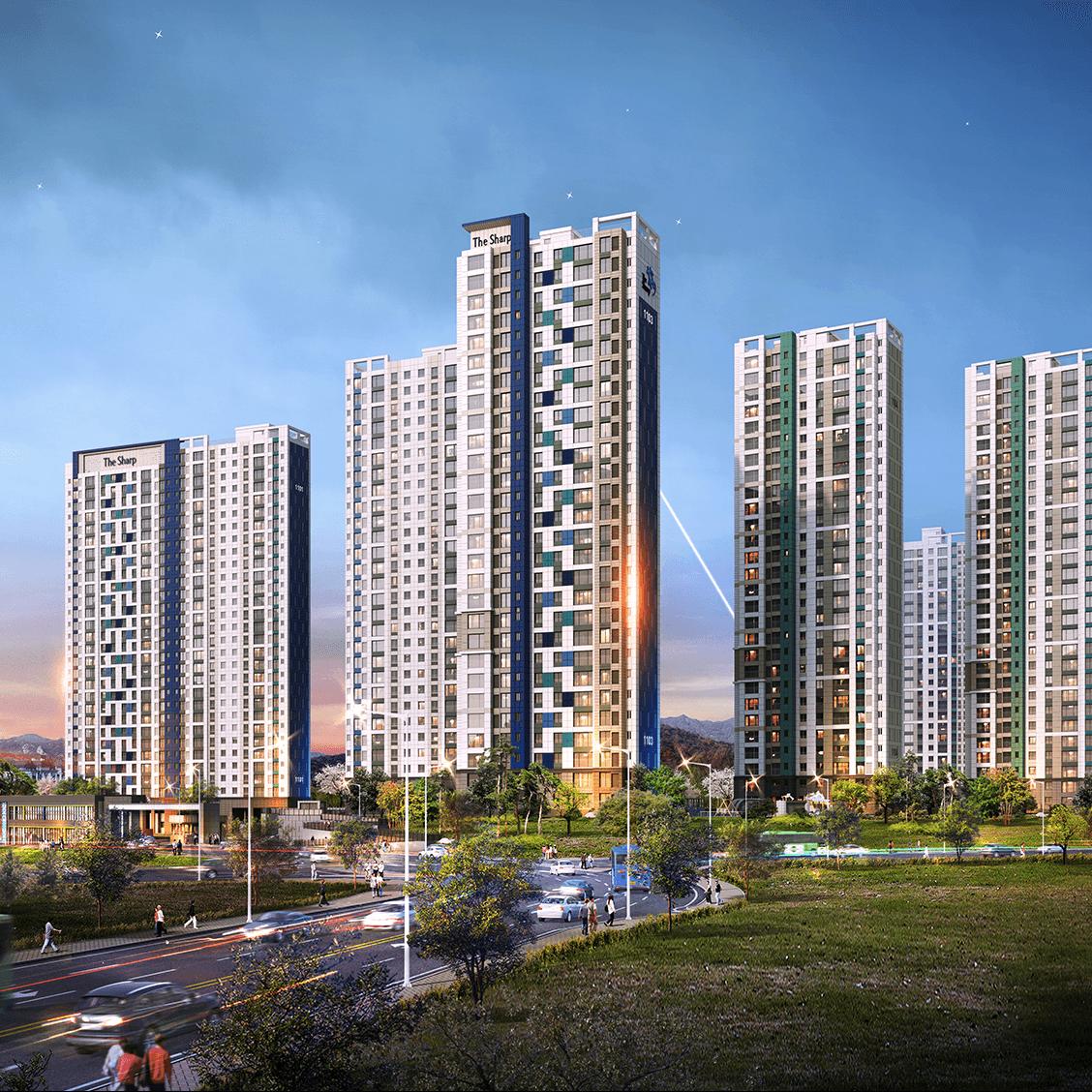 Eco-City The Sharp 3rd 2016