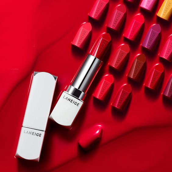 2017 Laneige Lipstick